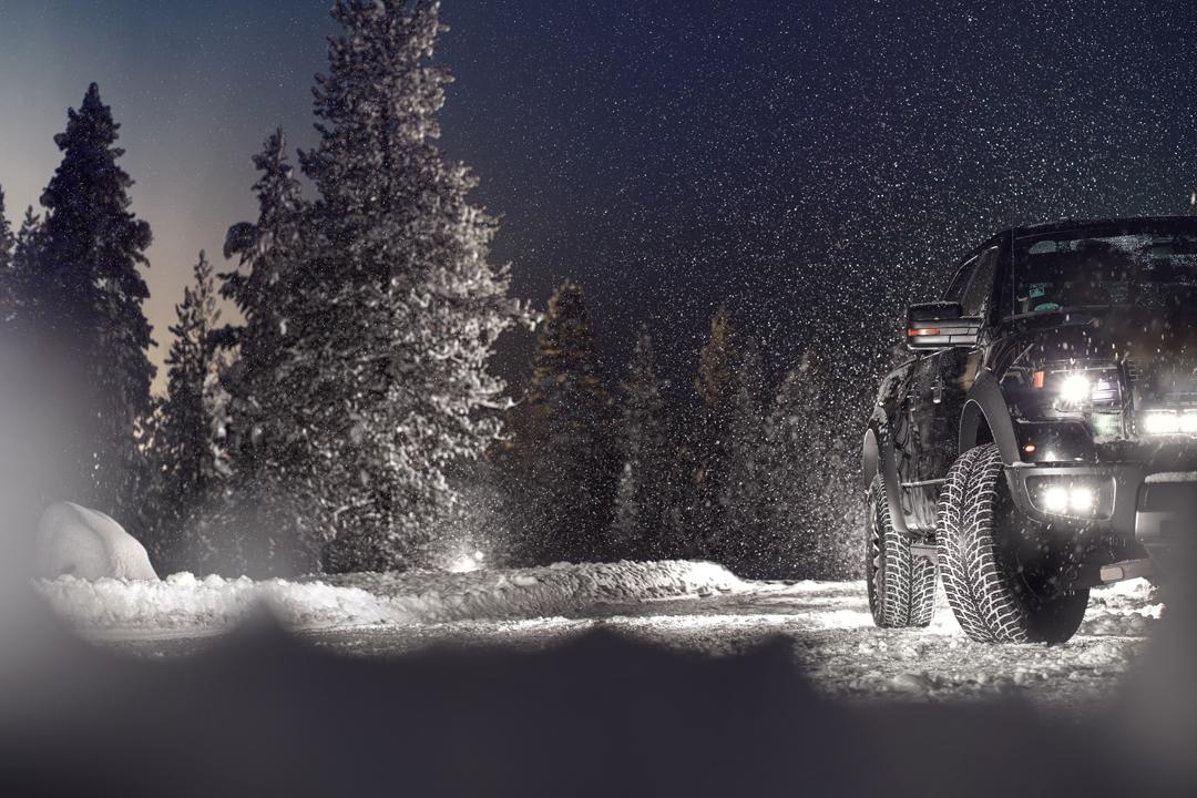 Nokian Hakkapeliitta LT3 – агрессивный рисунок, шипы из нержавейки и арамидные волокна
