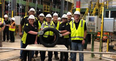 Nokian Tyres: первые тестовые шины в США готовы