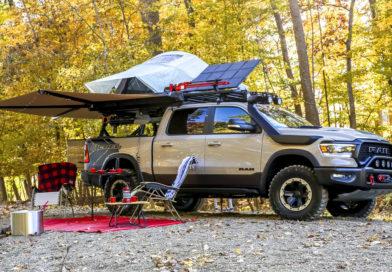 Dodge RAM 1500 Rebel OTG — кухонный ковбой