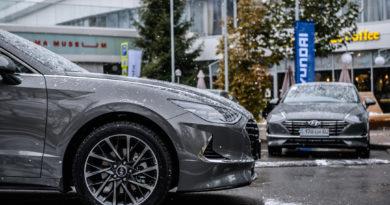 Hyundai Sonata — оттенки оркестровых красок