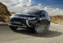 Mitsubishi Outlander преобразился