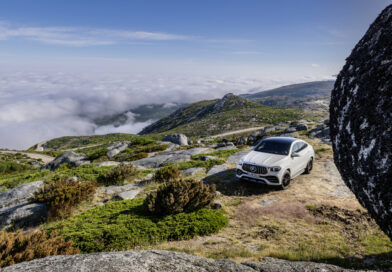 Mercedes-Benz GLE Coupe AMG 53 — лучше, чем секс на пляже