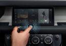Бесконтактный сенсор от Jaguar Land Rover
