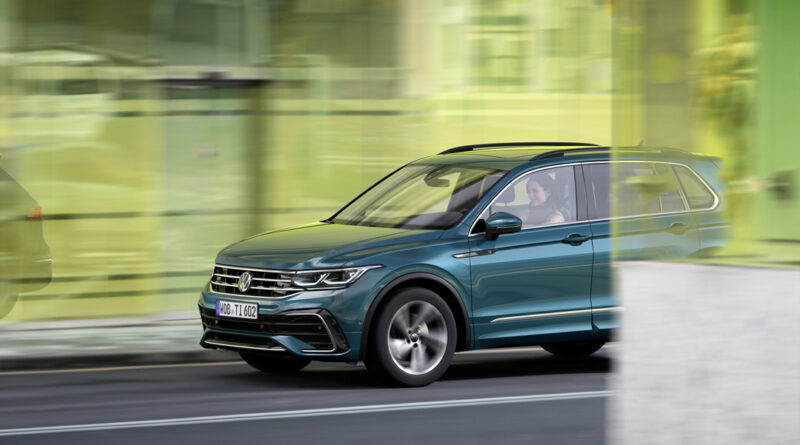 VW Tiguan 2021:  6 миллионов — не предел
