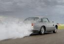 Aston Martin DB5 Goldfinger Continuation — взболтать, но не смешивать