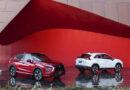 Mitsubishi Eclipse Cross – заходи с кормы