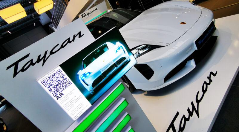 Porsche Taycan — полный жизни и…электричества