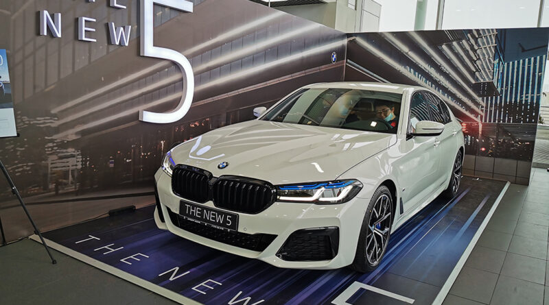 BMW 5 Series — новые грани совершенства