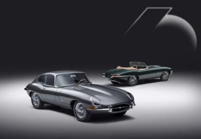 Jaguar E-type — вечная икона