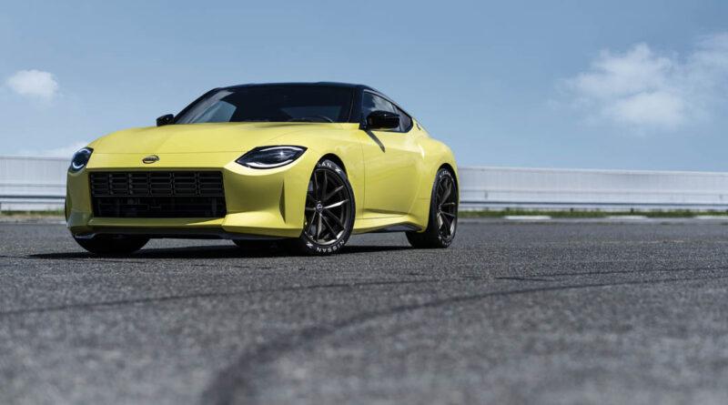 Nissan Z Proto — «двуликий» эгоист