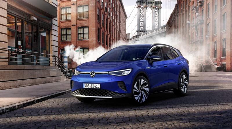 Volkswagen ID.4 — «Всемирный автомобиль года-2021»