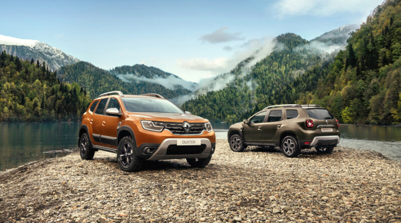 Renault Duster — все по-взрослому. Было, есть и будет…