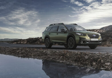 Subaru Outback. Версия 6.0