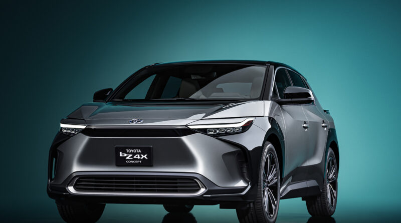 Toyota bZ4X — за пределами нуля