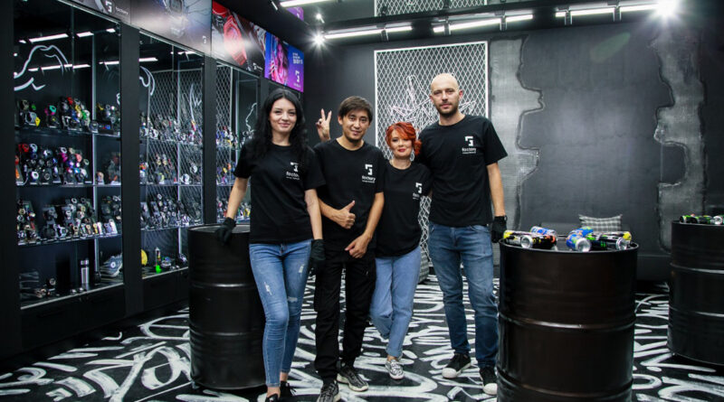 Брендшоп Casio открылся в Алматы