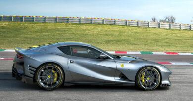 Ferrari 812 Competizione — неандерталец